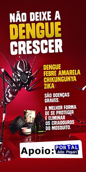 Portal Alto Piquiri-Dengue