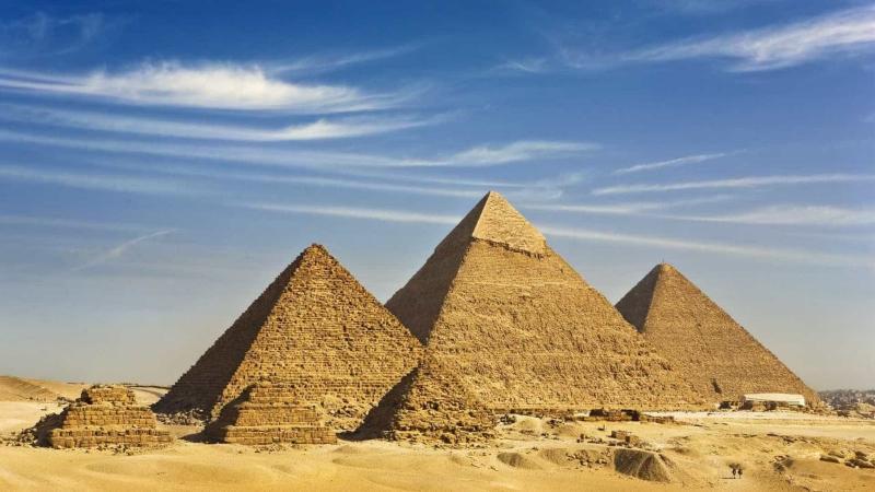 7 pontos turísticos imperdíveis para conhecer no Egito - Via Turismo - iG