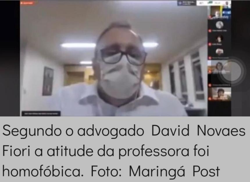 Foto: divulgação/Maringá post
