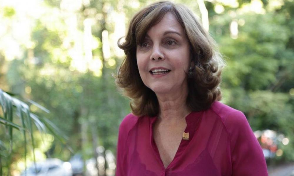 Marilda Siqueira, chefe do Laboratório de Vírus Respiratórios e Sarampo do Instituto Oswaldo Cruz (IOC/Fiocruz) Foto: Arquivo pessoal