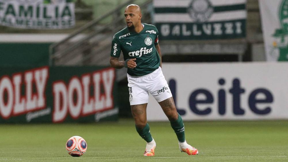 (Crédito da imagem: Cesar Greco / SE Palmeiras)