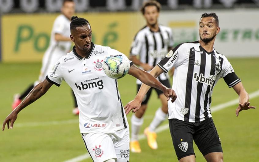 Atlético-MG venceu o Corinthians de virada em Belo Horizonte (Foto: Rodrigo Coca/Agência Corinthians)