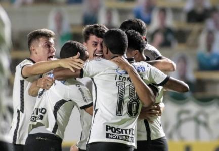 Vitória veio no fim do jogo (Foto: Rodrigo Coca/Ag. Corinthians)