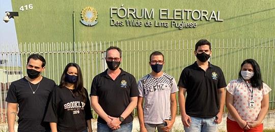 Foto: 113ª Zona Eleitoral de Assis Chateaubriand (PR)
