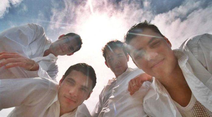 Abel Talamantez, Didier Hernández, Alexis Grullón e Anthony Galindo (FOTO: Reprodução)
