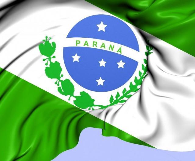 O Estado do Paraná é formado por 399 municípios