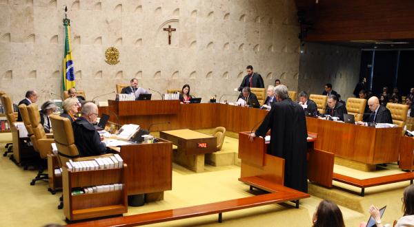 Supremo: ministra Rosa Weber acatou argumentos da OAB/PR (Foto: Nelson Jr./SCO/STF)