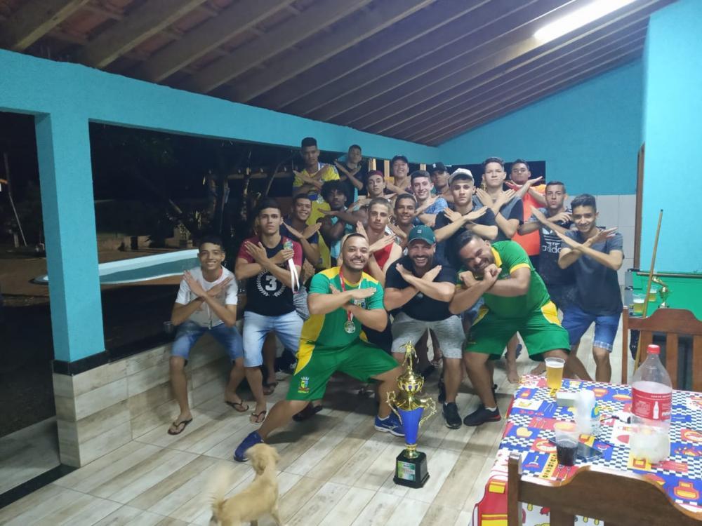 Perobal é Campeão Regional Sub- 17 da LIFAC