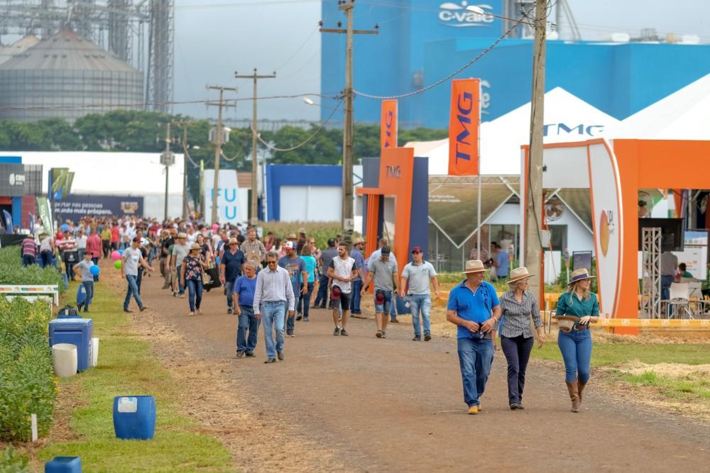 Dia de Campo da C.Vale atrai mais de 17 mil visitantes