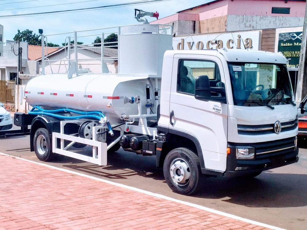Veiculo foi obtido através de uma emenda do Ex Deputado Osmar Serraglio,no valor de R$ 190.000,00 + uma contrapartida do município no valor de R$ 49.000,00 .