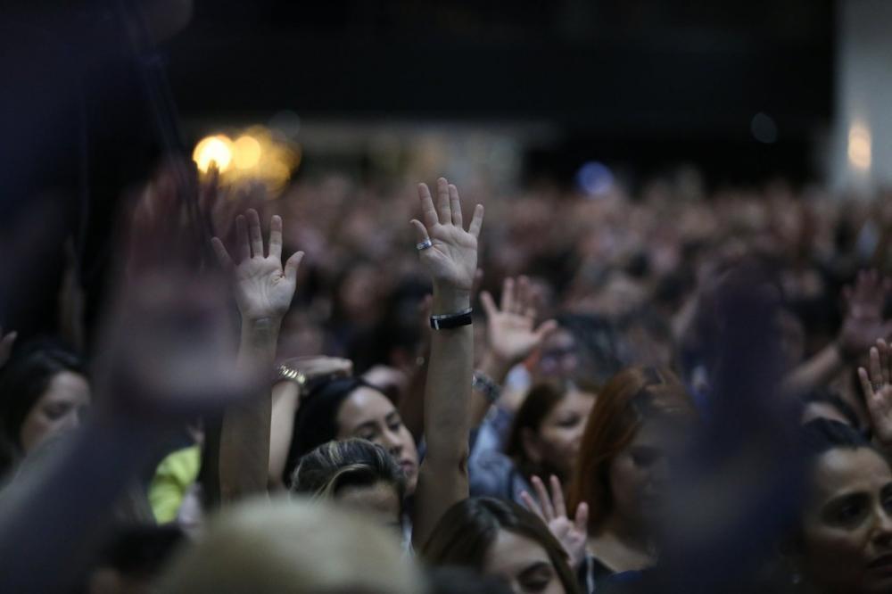 MEVAM realizou culto seguindo orientações do governo no último domingo. (Foto: Facebook/MEVAM
