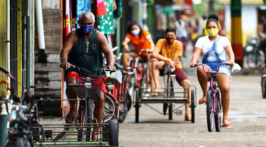 Mais de 10% da população ocupada estava afastada do trabalho e sem remuneração - Foto: Marcelo Camargo/Agência Brasil