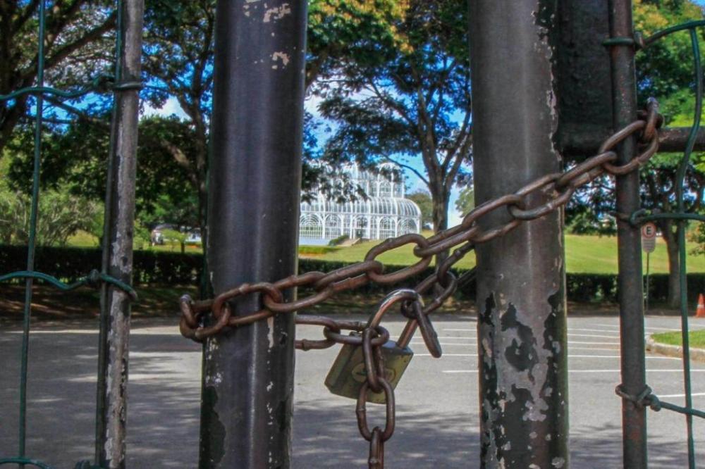 MP quer que o governo decrete lockdown no Paraná. (Geraldo Bubniak/AGB)