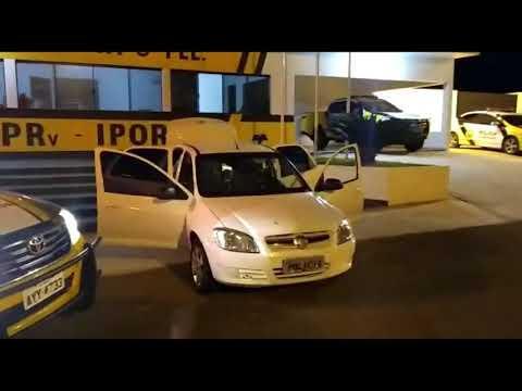 PRE de Iporã apreende quase meia tonelada de maconha na PRC 272 em Francisco Alves - Brandão Junior